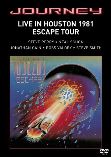 Live In Houston 1981: The Escape Tour (DVD/ CD)