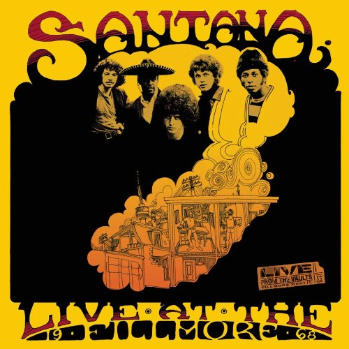 Live At The Fillmore '68 (2 CD)