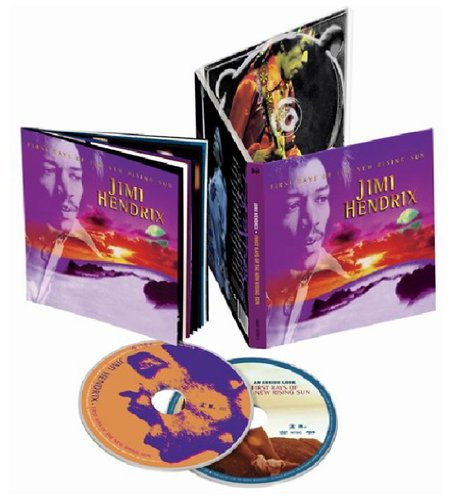First Rays Of The New Rising Sun (CD/ DVD)