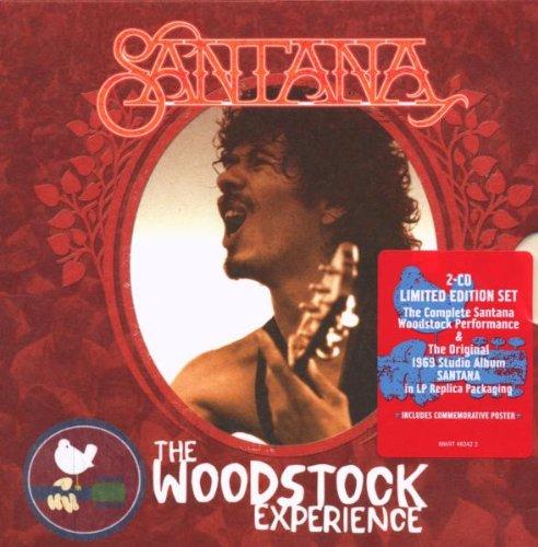 Santana: The Woodstock Experience (2 CD)