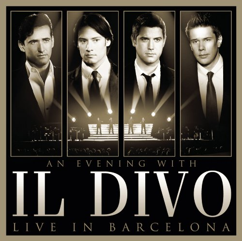 An Evening With Il Divo – Live In Barcelona (CD/ DVD)
