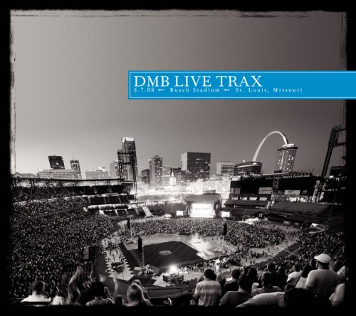 DMB Live Trax Vol. 13: 6.7.08 Busch Stadium St. Louis Missouri (2 CD)