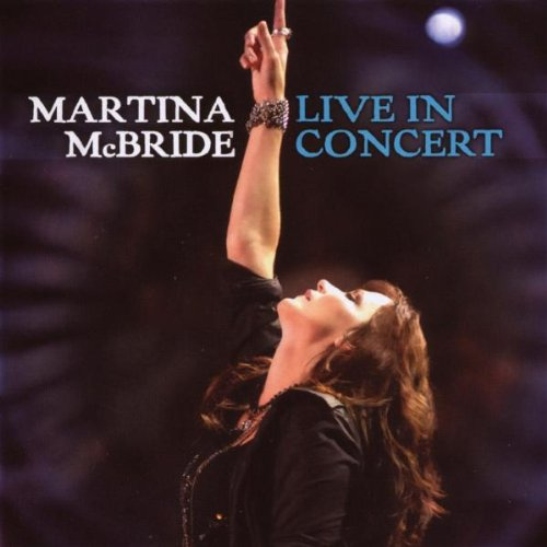 Martina McBride: Live In Concert (CD/ DVD)
