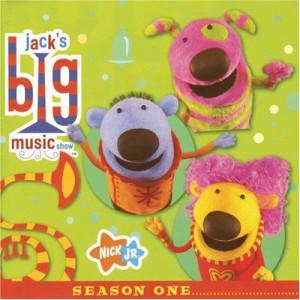 Jack's Big Music Show Season One