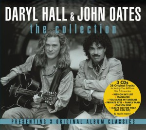 The Collection (Voices/ Private Eyes/ H2O) (3 CD)