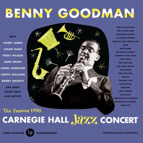 Live At Carnegie Hall 1938: Complete (2 CD)