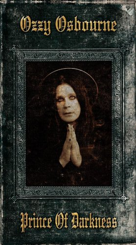 Prince Of Darkness (Display Book) (4 CD)