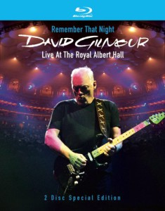 Remember That Night: Live At The Royal Albert Hall (2 Blu-Ray)