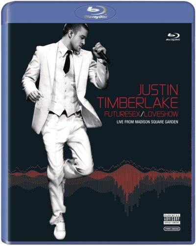 FutureSex/ LoveShow – Live From Madison Square Garden (2 Blu-Ray)
