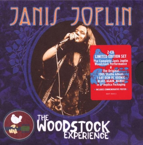 Janis Joplin: The Woodstock Experience (2 CD)