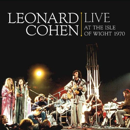 Leonard Cohen Live at the Isle of Wight 1970  (2 LP)