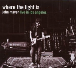 Where The Light Is: John Mayer Live in Los Angeles (2 CD)
