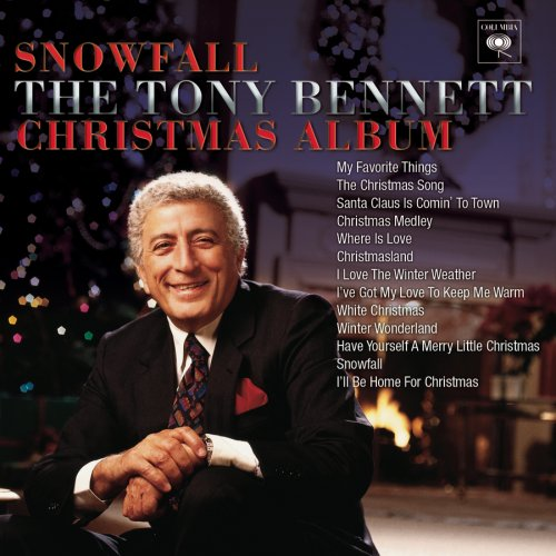 Snowfall: The Tony Bennett Christmas Album (Deluxe Edition) (CD/ DVD)