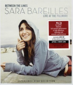 Between The Lines: Sara Bareilles Live At The Fillmore (Blu-Ray/ CD)