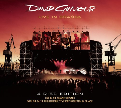 Live in Gdansk (2 CD/ 2 DVD)