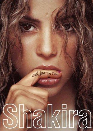 Shakira Oral Fixation Tour (Blu-ray/CD)