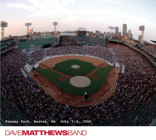 Live Trax Vol 6: 7.7 – 7.8.2006 Fenway Park, Boston Ma (4 CD)