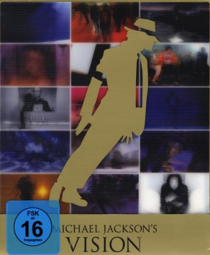 Michael Jackson's Vision (Deluxe Version) (3 DVD)