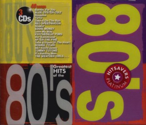 Greatest Hits of the 80's (3 CD)
