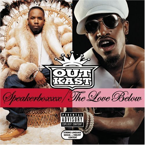 Speakerboxxx/The Love Below (Enhanced CD) (2 CD)