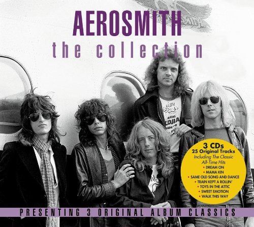The Collection (Aerosmith/ Get Your Wings/ Toys In The Attic) (3 CD)