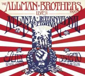 Live At The Atlanta International Pop Festival: July 3 & 5, 1970 (2 CD)
