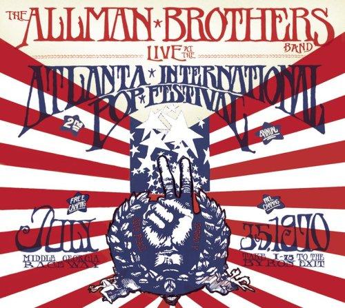 Live At The Atlanta International Pop Festival: July 3 & 5, 1970 (2 CD)