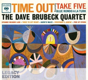 Time Out: 50th Anniversary  (Legacy Edition) (2 CD/ 1 DVD)
