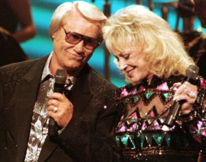 George Jones & Tammy Wynette