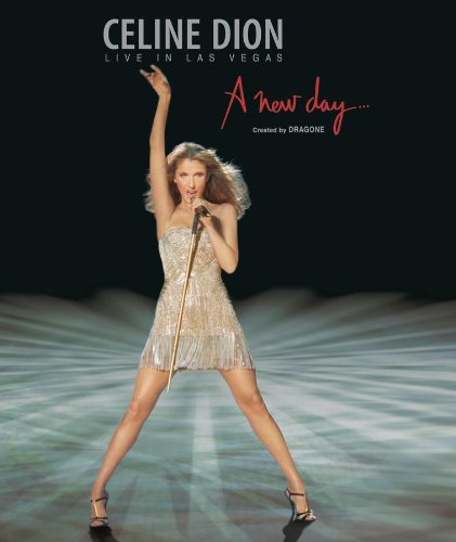 Live In Las Vegas – A New Day (2 DVD)
