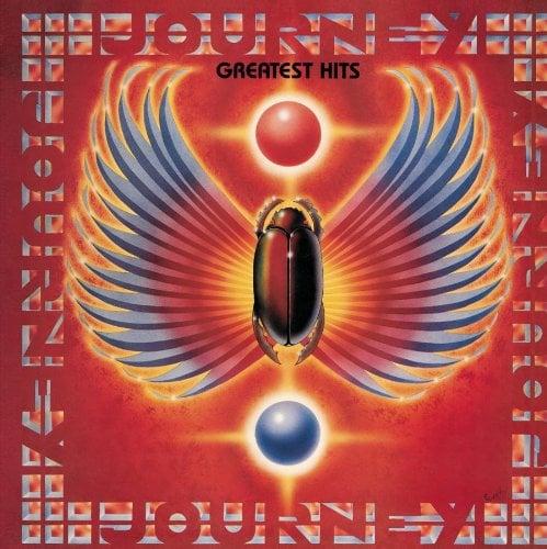 Journey's Greatest Hits  (2 LP)
