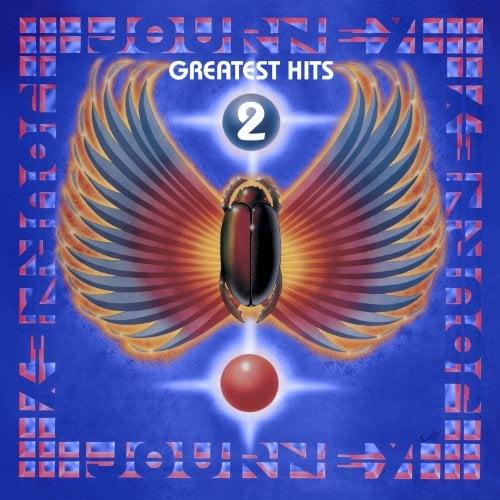 Journey's Greatest Hits Vol. 2  (2 LP)