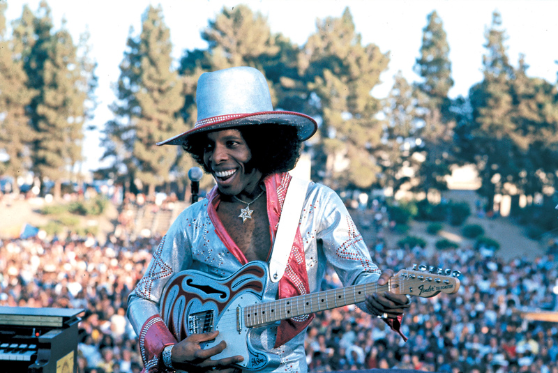 Exclusive Rare Photos From Sly & The Family Stone's 'Higher!' Box Set – GuitarWorld.com