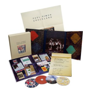 Graceland: 25th Anniversary Edition (Deluxe Edition) (2 CD/ 2 DVD)