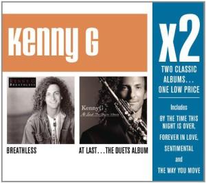 X2 (Breathless/ At Last…The Duets Album) (2 CD)
