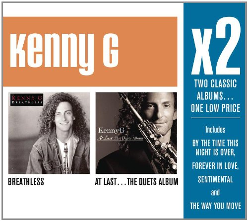 X2 (Breathless/ At Last…The Duets Album) (2 CD)
