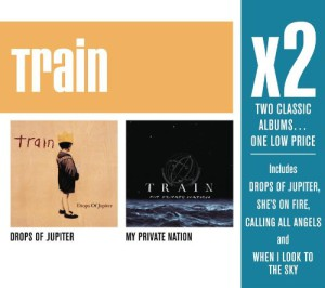 X2 (Drops Of Jupiter/ My Private Nation) (2 CD)