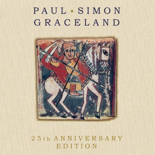 Graceland: 25th Anniversary Edition (CD/ DVD)