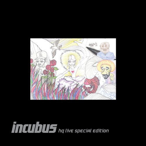 Incubus HQ Live (Special Edition) (2 CD/ 1 DVD)