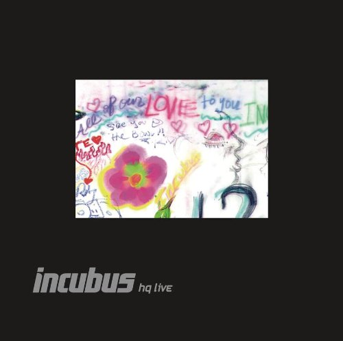 Incubus HQ Live (1 CD/1 DVD)