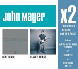 X2 (Continuum / Heavier Things) (2 CD)