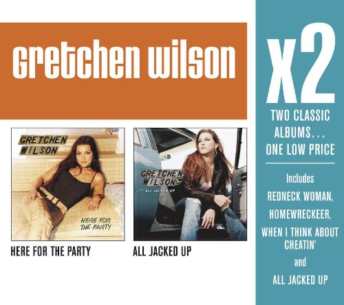 X2 (Here For The Party / All Jacked Up) (2 CD)