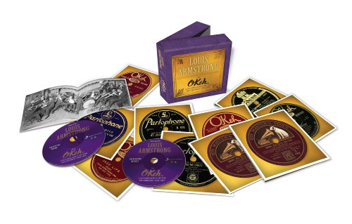 The Okeh, Columbia & RCA Victor Recordings –  1925-1933 (10 CD)