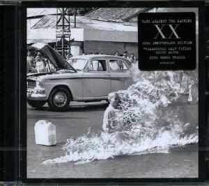 Rage Against The Machine (20th Anniversary) (Jewelcase with Bonus Tracks)