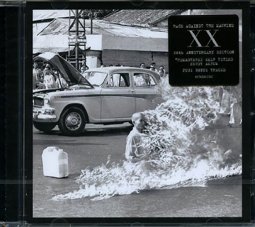 Rage Against The Machine (20th Anniversary) (Jewelcase with Bonus Tracks)