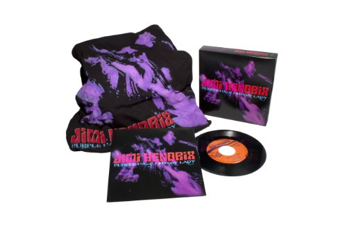 "Threads + Grooves (7″ Vinyl + X-Large T-Shirt) ""Purple Haze"" / ""Foxey Lady"""