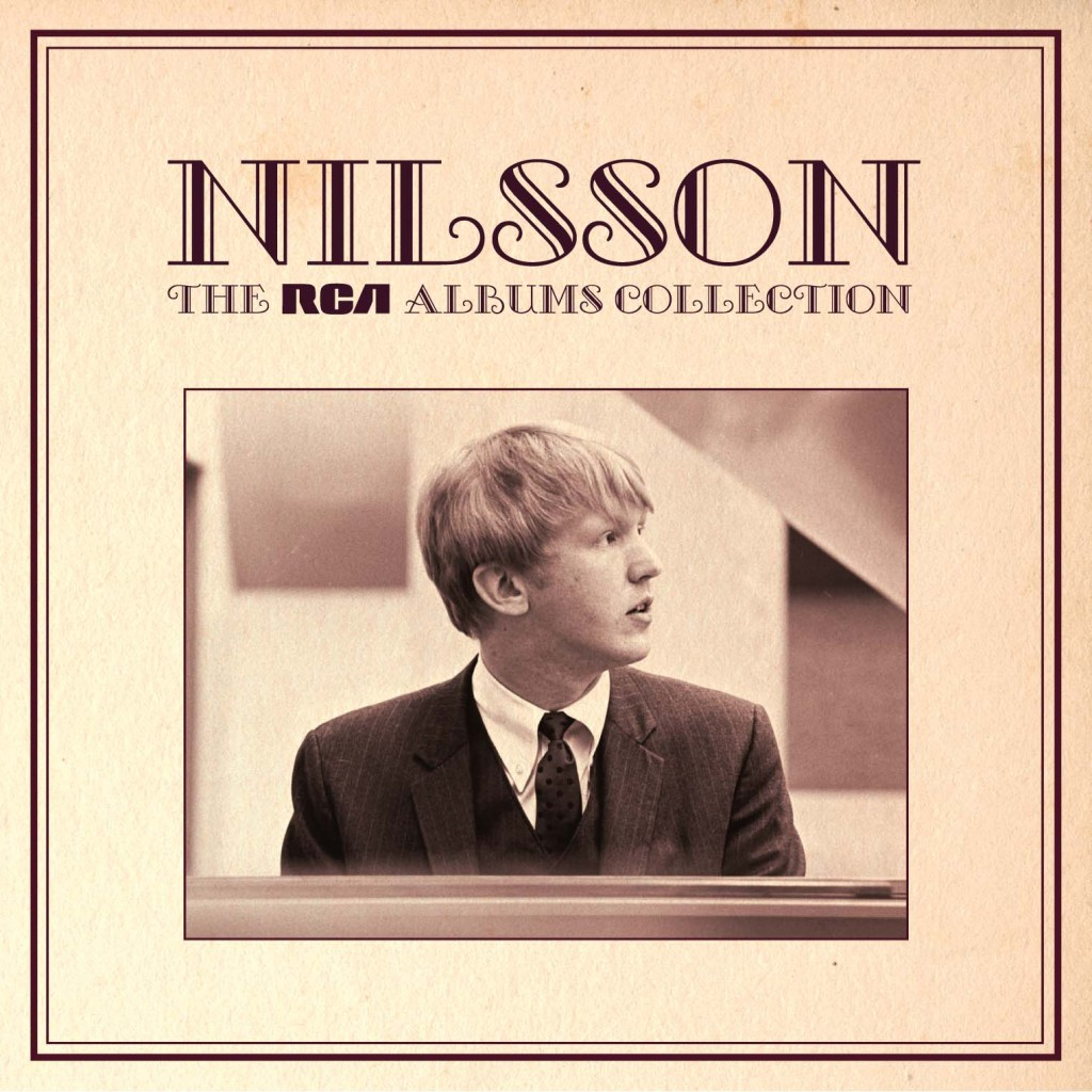 HARRY NILSSON's THE RCA ALBUMS COLLECTION Available July 30, 2013