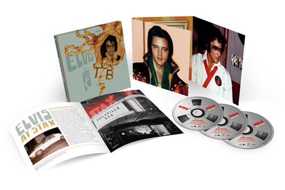 'Elvis At Stax: Deluxe Edition' Available Now!