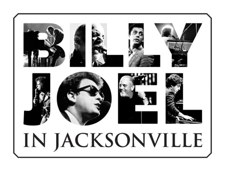 BILLY JOEL TO HEADLINE CONCERT IN JACKSONVILLE, FLORIDA JANUARY 22