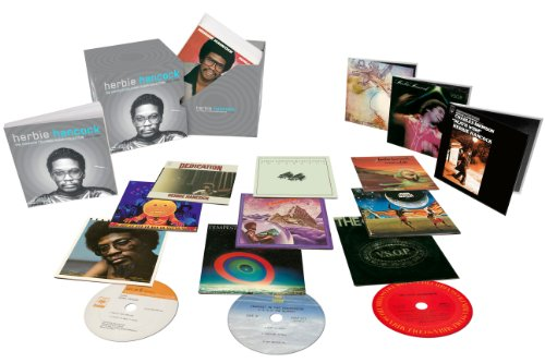 LEGACY ANNOUNCES HERBIE HANCOCK: THE COMPLETE COLUMBIA ALBUM COLLECTION 1972-1988